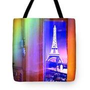 Chicago Art Institute Miniature Paris Room Pa Prismatic 08 Vertical Tote Bag