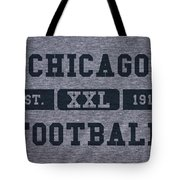 Chicago Bears Retro Shirt Tote Bag