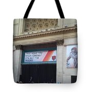 Chicago Bears Union Station Tote Bag