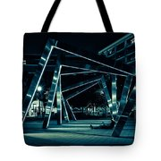 Chicago Blues Tote Bag