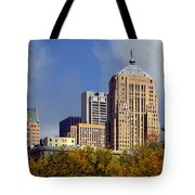 Chicago Board Of Trade Building - Cbot Tote Bag