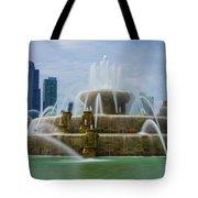 Chicago Buckingham Tote Bag