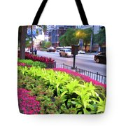 Chicago Color Tote Bag