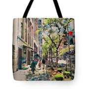 Chicago Colors 6 Tote Bag