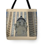 Chicago Contrast Tote Bag