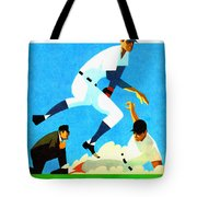 Chicago Cubs 1970 Program Tote Bag