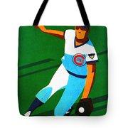 Chicago Cubs 1972 Official Program Tote Bag