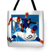 Chicago Cubs 1974 Program Tote Bag