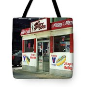 Chicago Dogs Tote Bag