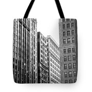 Chicago Faces Tote Bag