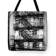 Chicago Fire Escapes 3 Tote Bag