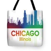 Chicago Il Tote Bag