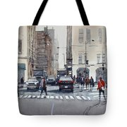Chicago Impressions Tote Bag