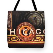 Chicago Is Tote Bag
