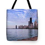 Chicago Lakeshore Tote Bag
