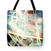 Chicago Lights 1 Tote Bag by JC Armbruster