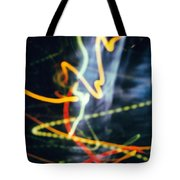 Chicago Lights 2 Tote Bag by JC Armbruster