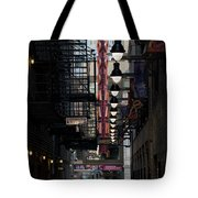 Chicago Loop, Goodman Theater Marguee Tote Bag