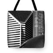 Chicago Mirage Tote Bag