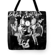 Chicago Prohibition New Years 1927 Tote Bag