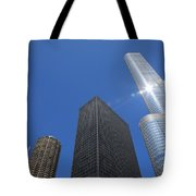 Chicago Skyscrapers  4 Tote Bag