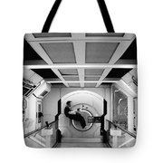 Chicago Space Shuttle Tote Bag
