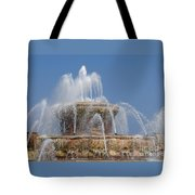 Chicago Splash Tote Bag
