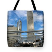 Chicago Steel Tote Bag