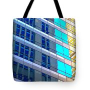 Chicago Structure 8 16 5 Tote Bag