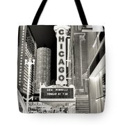 Chicago Theater - 2 Tote Bag