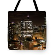 Chicago Times Tote Bag