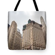 Chicago Towers Tote Bag