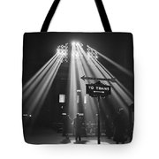 Chicago Union Train Station - 1943 Tote Bag