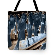 Chicago Warehouse Hands Tote Bag