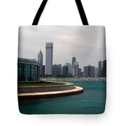 Chicago Waterfront Tote Bag