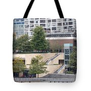 Chicago Watertaxi Tote Bag