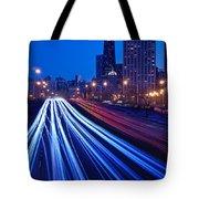 Chicagos Lake Shore Drive Tote Bag