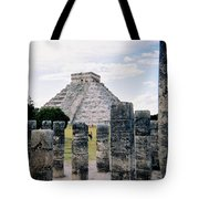 Chichen Itza 3 Tote Bag
