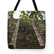 Chichen Itza 3 Tote Bag