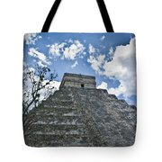 Chichen Itza 5 Tote Bag