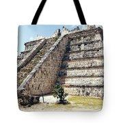 Chichen Itza Mexico 4 Tote Bag