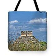 Chichen Itza Sunny Side Tote Bag