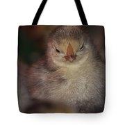 Chick Tote Bag