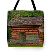 Chickamauga No 4 Tote Bag