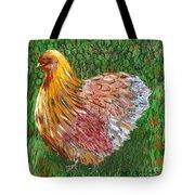 Birschen Chicken  Tote Bag