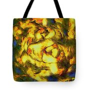Chicken Beauty Tote Bag
