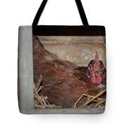Chicken Box Tote Bag