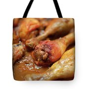 Chicken Legs Tote Bag