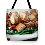 Chicken N Hash Tote Bag