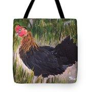 Chicken Study 1 Tote Bag